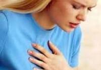 Síntomas de la angina estable