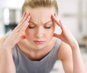 Síntomas de la cefalea en brotes