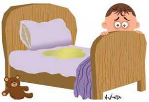 Síntomas de la enuresis